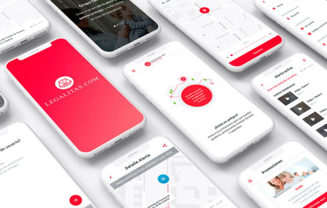 cover legal app for families