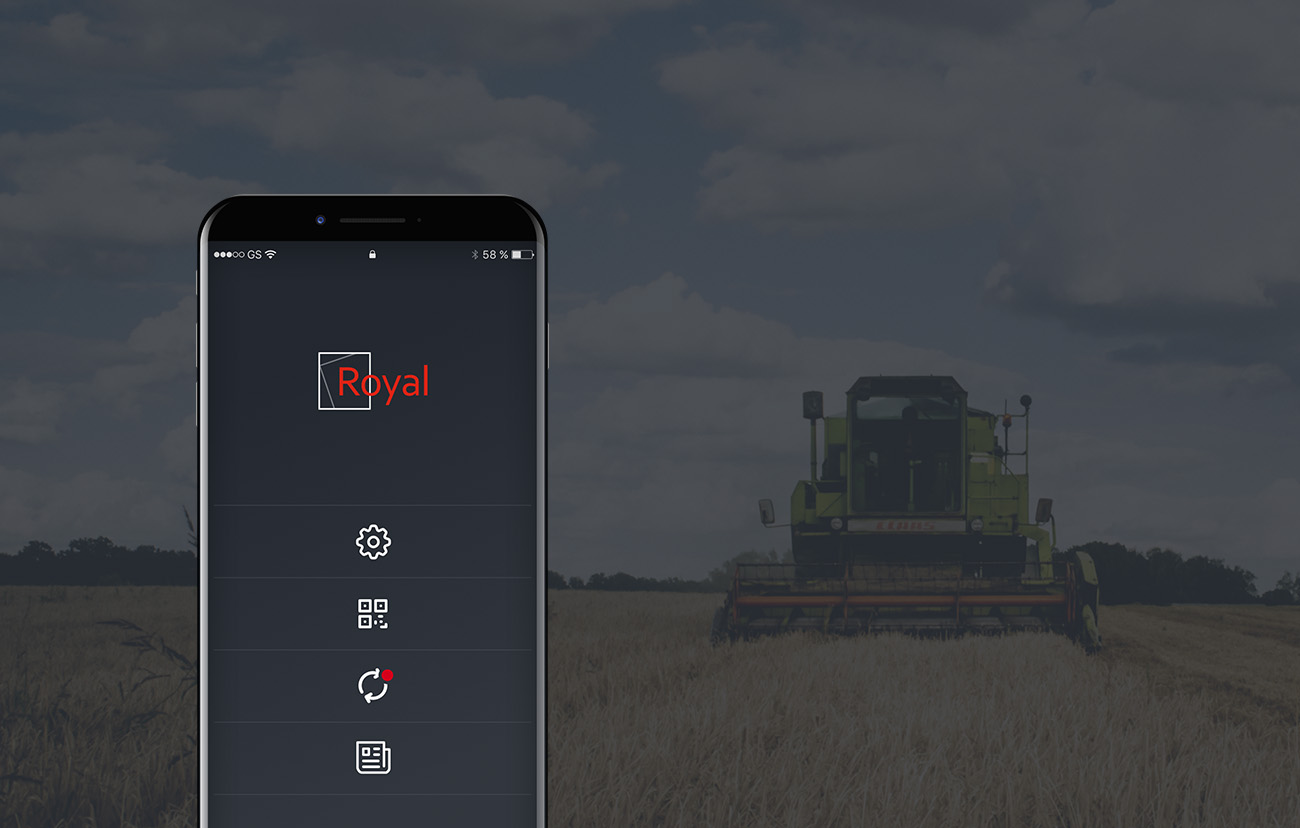 cover royal fruit management app