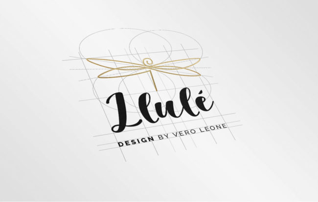 llule fashion logo construction